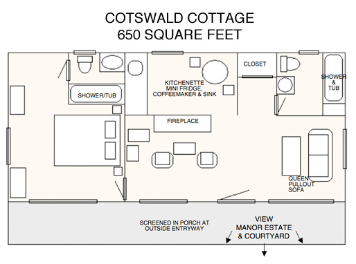 Cotswald Cottage